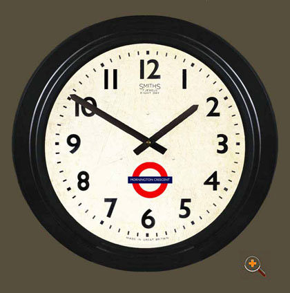 Mornington Crescent Clock